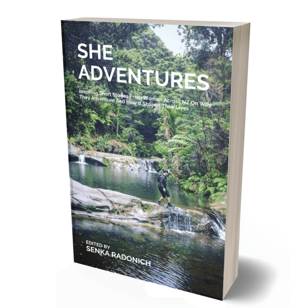 She Adventures New Zealand Book
