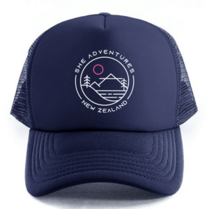 She Adventures Trucker Cap NZ